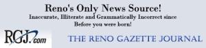 The RGJ newspaper sucks