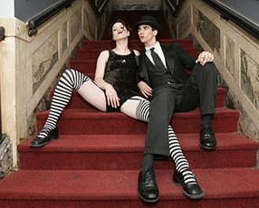 Dresden Dolls... MY Alcoholic Friends