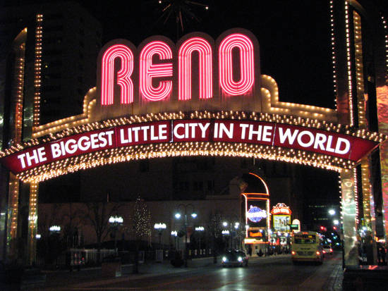 Reno: Biggest Little City in the World
