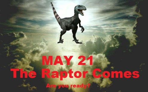 Here come The Raptor! May 21 2011