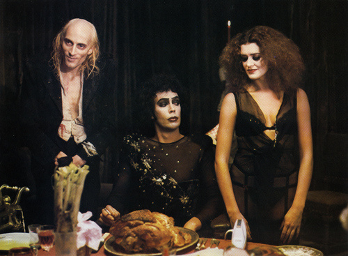 rocky horror thanksgiving