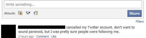neurotic facebook