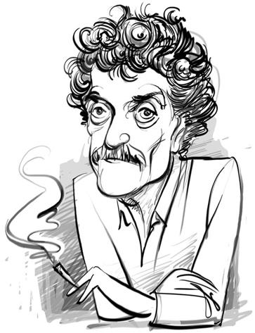 Kurt Vonnegut -neurotic