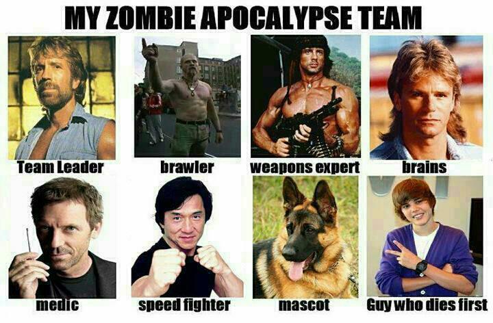fuckin 2 zombies
