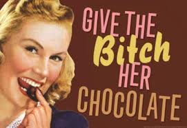 choclate bitch