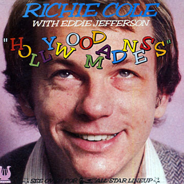 Richie Cole: Hollywood Madness